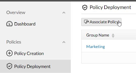 Omówienie wdrożenia własnych polityk wBitLockerze poprzez Desktop Central