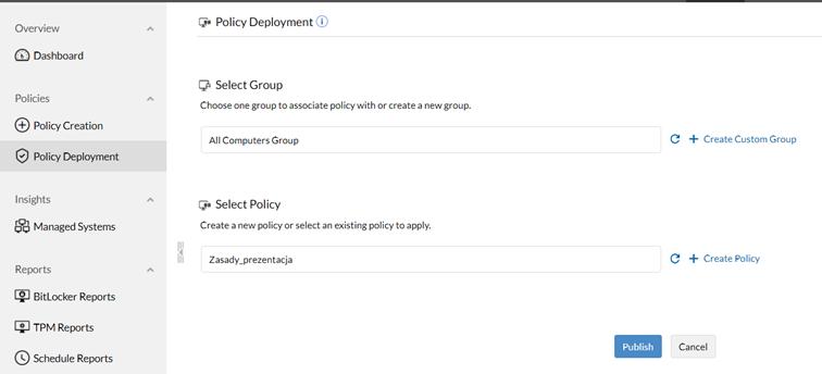 Funkcja BitLocker iprezentacja jej najważniejszych możliwości wdodatku Endpoint Security
