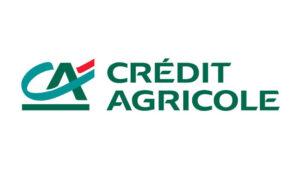 Logotyp banku Credit Agricole