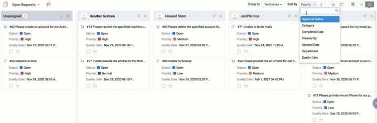 Aktualizacja ServiceDesk Plus -